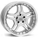WSP Italy AMG II VENICE W728 8x17/5x112 D66.6 ET35 Silver Polished Lip