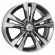 WSP Italy APOLLO W772 7.5x17/5X112 D66.6 ET45 Anthracite polished