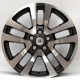 WSP Italy ARES W2355 9x19/5X120 D72.6 ET53 Anthracite polished
