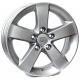 WSP Italy BENGASI / Civic W2406 6.5x16/5X114.3 D64.1 ET45 Silver