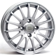WSP Italy CERERE W3601 6x15/4X114.3 D56.6 ET44 Hyper Silver