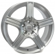 WSP Italy DIONE W763 8.5x17/5X112 D66.6 ET58 Silver