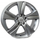 WSP Italy ERIDA W765 8.5x17/5X112 D66.6 ET38 Silver