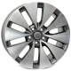WSP Italy ERMES W461 7x17/5X112 D57.1 ET39 ANTHRACITE POLISHED