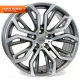 WSP Italy EVEREST W676 10x20/5X120 D72.6 ET40 Anthracite polished