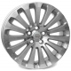 WSP Italy ISIDORO W953 6.5x16/5X108 D63.4 ET50 Silver Polished