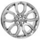 WSP Italy LIVERPOOL EVOQUE W2357 8.5x20/5X120 D72.6 ET47 Silver