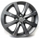WSP Italy MAGDEBURG W1903 6.5x16/4X100 D54.1 ET50 Anthracite