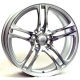 WSP Italy PAUL W556 7x16/5X112 D57.1 ET42 Silver Polished