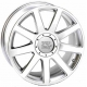 WSP Italy RS4 PAESTUM W532 6.5x15/5X100/112 D57.1 ET35 Hyper Silver