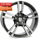 WSP Italy SATURN W1054 8x18/5X130 D71.6 ET50 Anthracite polished