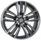 WSP Italy SIDNEY W8801 8.5x19/5x114.3 D66.1 ET50 Anthracite polished