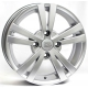 WSP Italy TRISTANO W3602 5.5x14/4X100 D56.6 ET44 Hyper Silver