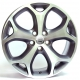 WSP Italy MAX - MEXICO W950 6.5x16/5X108 D63.4 ET50 Anthracite polished