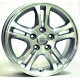 WSP Italy SALERNO W2403 6.5x16/5x114.3 D64.1 ET55 Silver Polished