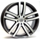 WSP Italy Q7 WIEN W551 8x18/5X130 D71.6 ET56 Anthracite polished