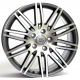 WSP Italy Q7 ALABAMA W555 8.5x19/5X130 D71.6 ET62 ANTHRACITE POLISHED