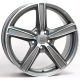 WSP Italy LIMA W1254 8x19/5x108 D63.4 ET49 Antracite Polished