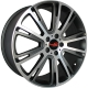 Replica LegeArtis MR504 8.5x20/5x112 D66.6 ET29 MGMF