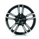 Alutec Drive 8x18/5x112 D66.5 ET30 diamond-black front polished