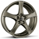 Borbet F2 6.5x17/5x114.3 D72.6 ET45 graphite polished