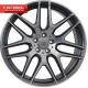 WSP Italy ERIS W778 11x21/5X112 D66.6 ET38 ANTHRACITE POLISHED
