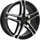 Replica LegeArtis MR523 8.5x20/5x112 D66.6 ET56 BKF