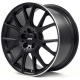 ATS Crosslight 8.5x19/5x114.3 D75.1 ET28 racing-black lip polished