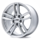ATS Evolution 7.5x17/5x112 D66.6 ET27 polar silver