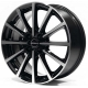 Borbet BL4 6.5x15/4x100 D64.1 ET45 black polished