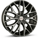 Borbet DY 8.5x19/5x112 D72.6 ET40 dark grey polished matt