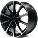 Borbet BL5 8x17/5x112 D70.3 ET46 black polished