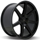 Replica Vissol V-107 8.5x19/5x112 D66.6 ET45 GLOSS-BLACK