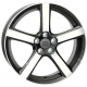 WSP Italy NORD W1257 7.5x18/5X108 D63.4 ET52.5 ANTHRACITE POLISHED