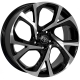 ZF FE132 7x18/5x114.3 D67.1 ET35 BMF