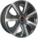 Replica LegeArtis MR520 8.5x20/5x112 D66.6 ET56 GMF