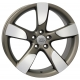 WSP Italy VITTORIA W568 8.5x19/5X112 D57.1 ET42 DULL BRONZED POLISHED
