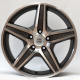 WSP Italy AMG CAPRI W758 8.5x18/5X112 D66.6 ET30 ANTHRACITE POLISHED