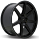 Vissol Cast V-107 8.5x19/5x112 D66.6 ET45 GLOSS-BLACK