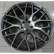 Replica LegeArtis MR533 8.5x20/5x112 D66.6 ET35 GLOSS_BLACK