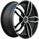 Replica LegeArtis MR177 7.5x17/5x112 D66.6 ET47.5 BKF
