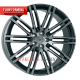 WSP Italy TOKYO W1057 10x21/5X112 D66.6 ET19 ANTHRACITE POLISHED