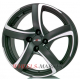 Alutec Shark 7.5x17/5x114.3 D70.1 ET38 racing-black front polished