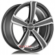 OZ Racing Montecarlo HLT 9.5x20/5x150 D110.1 ET42 Matt Dark Graphite Diamond Cut