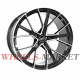 Replica A970 10x21/5x112 D66.5 ET21 GLOSS-BLACK-WHITH-MACHINED-FACE_FORGED