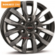 Borbet CW6 7.5x18/6x114.3 D66.1 ET40 mistral anthracite polished glossy