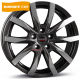 Borbet CW5 7.5x18/5x120 D65.1 ET43 mistral anthracite polished glossy