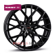 Borbet BY 10x21/5x112 D66.5 ET40 black matt