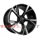 Replica Forged A953 10.5x21/5x112 D66.5 ET19 GLOSS-BLACK-WITH-MACHINED-FACE_FORGED
