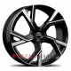 GMP Italia Angel 10x21/5x112 D66.5 ET30 Black polished